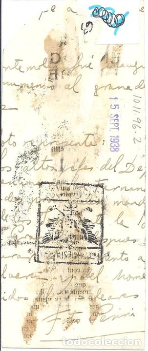 Militaria: FG017 GUERRA CIVIL - HOMENAJE EN MONTEMOLÍN A LOS FALLECIDOS EN EL 'BALEARES' - ABC - 1938 - Foto 2 - 43748315