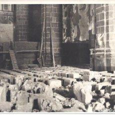 Militaria: FG022 - GUERRA CIVIL - INTERIOR DE LA IGLESIA DE VILLANUEVA DEL ARISCAL (SEVILLA) - JULIO DE 1938. Lote 43748561