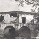 Militaria: FG028 GUERRA CIVIL - QUINTANA DE LA SERENA - AYUNTAMIENTO INCENDIADO POR TROPAS REPUBLICANAS - 1938. Lote 43749035