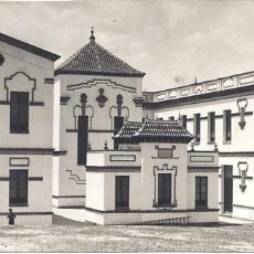 Militaria: FG039 GUERRA CIVIL - VISTA DEL GRUPO ESCOLAR PRIMO DE RIVERA EN SANLÚCAR LA MAYOR (SEVILLA) - 1937. Lote 43769108