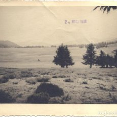 Militaria: FG041 GUERRA CIVIL - VISTA DEL LLANO AMARILLO DE LA KABILA DE KETAMA - MAYO DE 1938. Lote 43769419