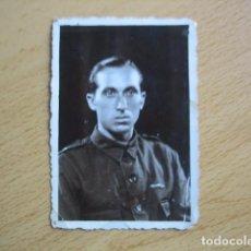 Militaria: FOTOGRAFÍA CONDUCTOR DEL EJÉRCITO NACIONAL.. Lote 64089467
