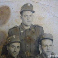 Militaria: FOTOGRAFÍA SOLDADOS DEL EJÉRCITO ESPAÑOL. ALTA MONTAÑA. Lote 64373319