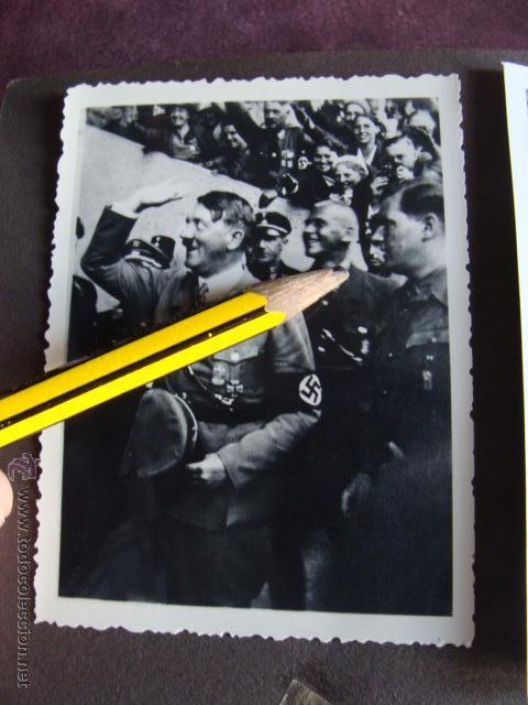 Militaria: Album de soldado aleman con foto de HITLER - Foto 2 - 53079329