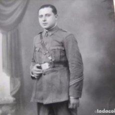 Militaria: FOTOGRAFÍA CABO CABALLERÍA DEL EJÉRCITO ESPAÑOL. REGIMIENTO 26. Lote 65550634