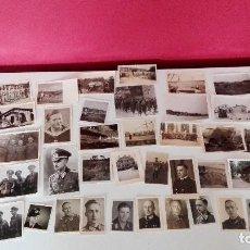 Militaria: 49 FOTOGRAFIAS DE LA 2WW LUFTWAFFE - WEHRMACHT-MARINA 100% ORIGINALES.. Lote 65994542