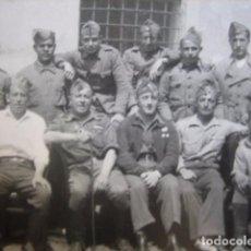 Militaria: FOTOGRAFÍA TENIENTE PROVISIONAL DEL EJÉRCITO NACIONAL. GUERRA CIVIL. Lote 66162286