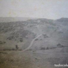 Militaria: FOTOGRAFÍA PAISAJE RIF. GUERRA DE MARRUECOS. Lote 66272454