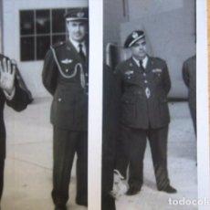 Militaria: FOTOGRAFÍAS OFICIAL AVIACIÓN.. Lote 66421118