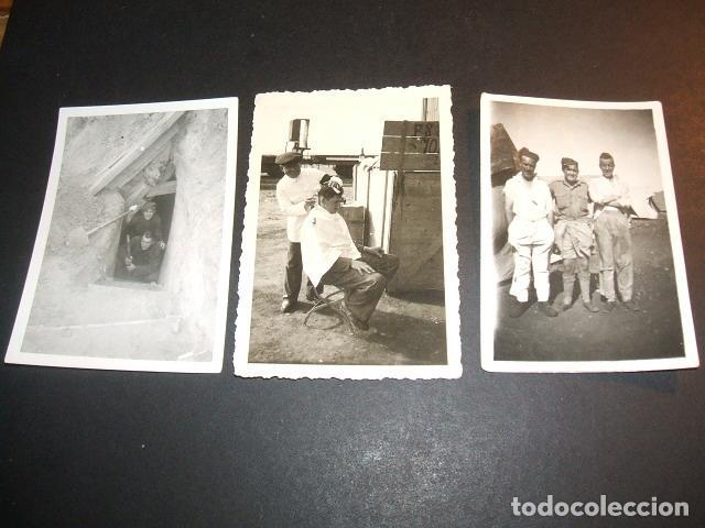 Militaria: SEVILLA 1939 AERODROMO DE TABLADA GUERRA CIVIL LEGION CONDOR CONJUNTO 23 FOTOGRAFIAS - Foto 3 - 66772210