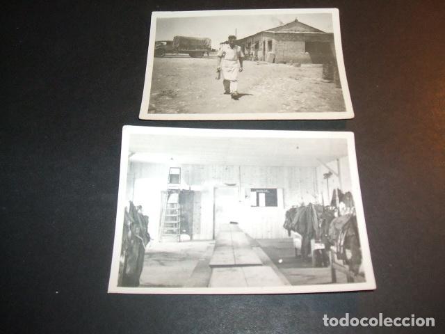 Militaria: SEVILLA 1939 AERODROMO DE TABLADA GUERRA CIVIL LEGION CONDOR CONJUNTO 23 FOTOGRAFIAS - Foto 4 - 66772210