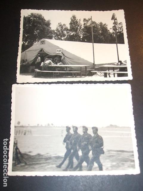 Militaria: SEVILLA 1939 AERODROMO DE TABLADA GUERRA CIVIL LEGION CONDOR CONJUNTO 23 FOTOGRAFIAS - Foto 5 - 66772210
