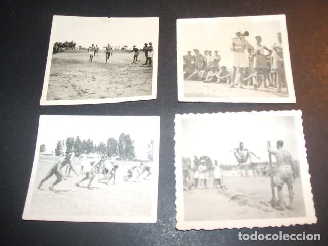 Militaria: SEVILLA 1939 AERODROMO DE TABLADA GUERRA CIVIL LEGION CONDOR CONJUNTO 23 FOTOGRAFIAS - Foto 6 - 66772210