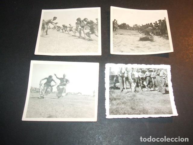 Militaria: SEVILLA 1939 AERODROMO DE TABLADA GUERRA CIVIL LEGION CONDOR CONJUNTO 23 FOTOGRAFIAS - Foto 7 - 66772210