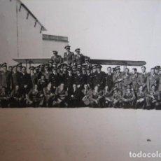 Militaria: FOTOGRAFÍA PILOTOS AVIACIÓN.. Lote 66836242