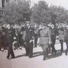 Militaria: FOTOGRAFÍA OFICIALES DEL EJÉRCITO NACIONAL KRIEGSMARINE ALEMANA. GUERRA CIVIL. Lote 66923174