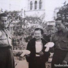 Militaria: FOTOGRAFÍA SOLDADOS DEL EJÉRCITO NACIONAL. GUERRA CIVIL. Lote 66924594