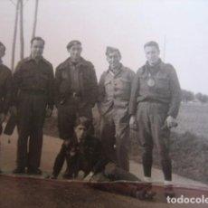 Militaria: FOTOGRAFÍA SOLDADOS DEL EJÉRCITO NACIONAL. GUERRA CIVIL. Lote 66925478