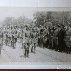Militaria: FOTOGRAFÍA DESFILE MILITAR.. Lote 67194589