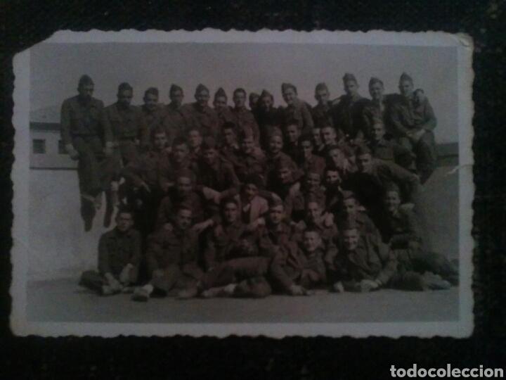 Militaria: Fotografía de grupo de militares año1952 - Foto 2 - 67362219