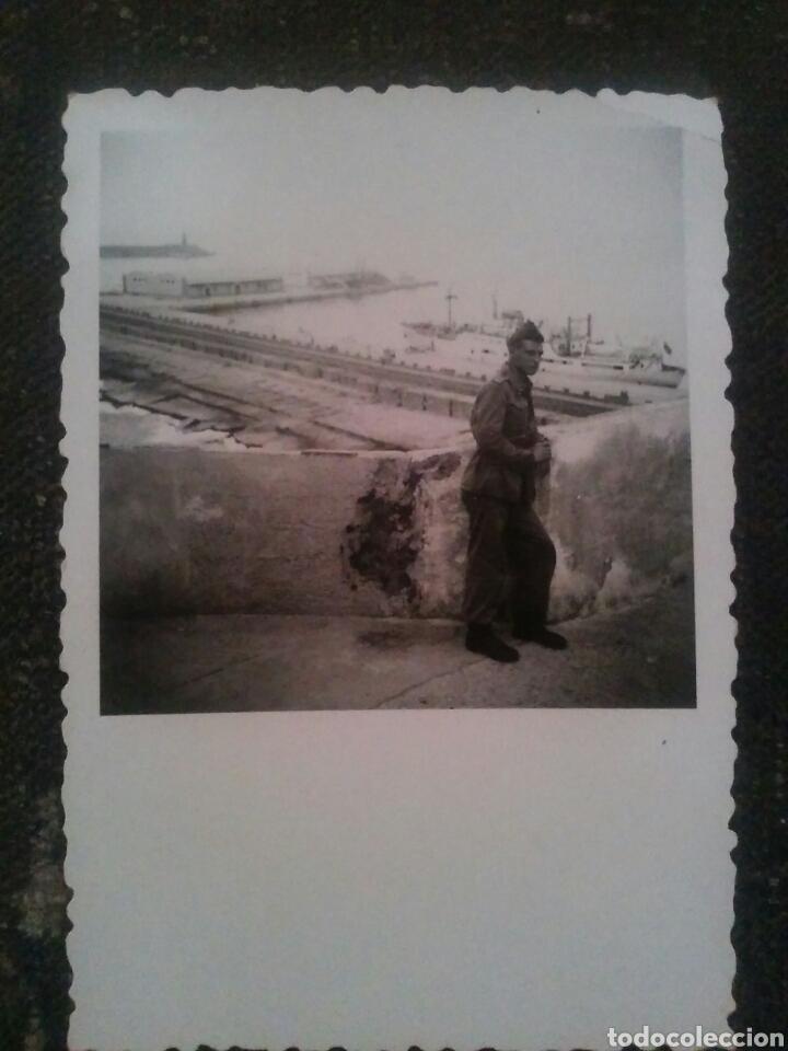 Militaria: Fotografia militar de soldados año 1957 - Foto 2 - 67362223