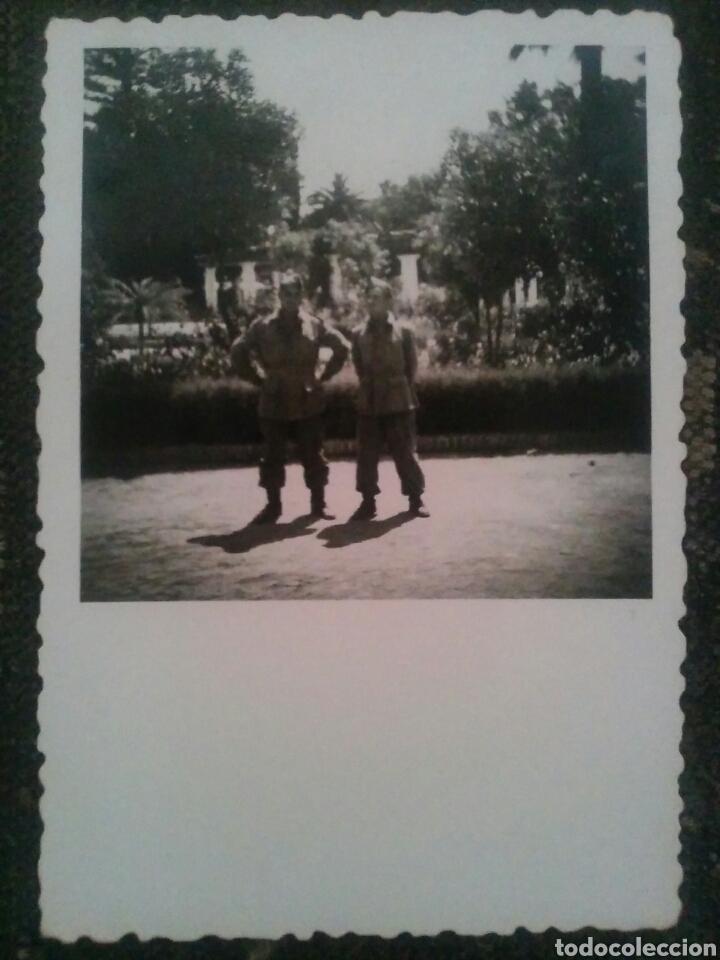 Militaria: Fotografia militar de soldados año 1957 - Foto 3 - 67362223