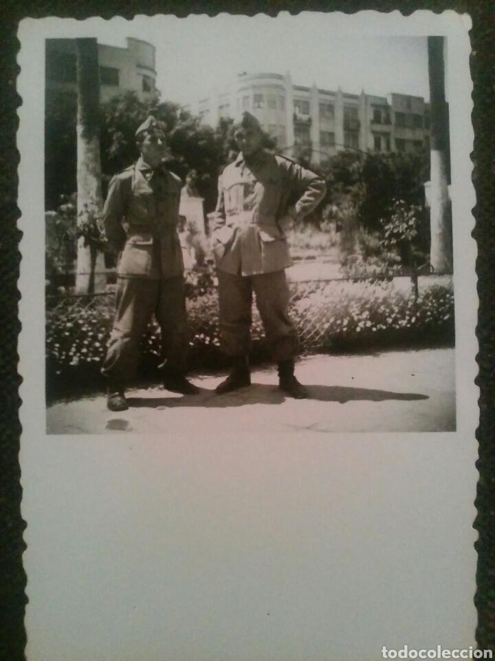 Militaria: Fotografia militar de soldados año 1957 - Foto 4 - 67362223