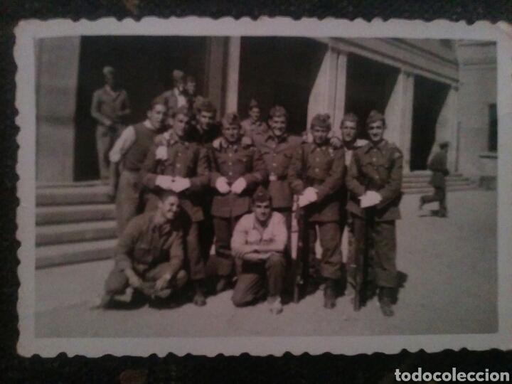 Militaria: Fotografia militar de soldados año 1957 - Foto 6 - 67362223