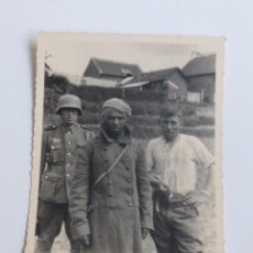 Militaria: HEER. ORIGINAL FOTOGRAFIÁ DE LA SEGUNDA GUERRA MUNDIAL. 1939 - 1945. Lote 67378373