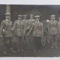 Militaria: FOTOGRAFÍA ORIGINAL DE LA PRIMERA GUERRA MUNDIAL. 1914 – 1918. Lote 67496113