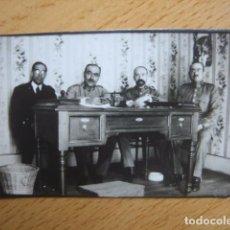 Militaria: FOTOGRAFÍA GUARDIAS CIVILES. ALFONSO XIII. Lote 67734497