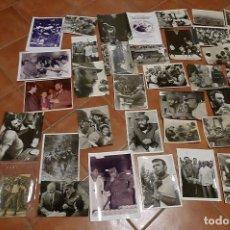 Militaria: LOTE 55+ FOTOGRAFIAS DEL FOTOGRAFO JOSE OLLER OLLER DE FIDEL, CUBA, Y EL CHE, HACER OFERTA. Lote 67979981