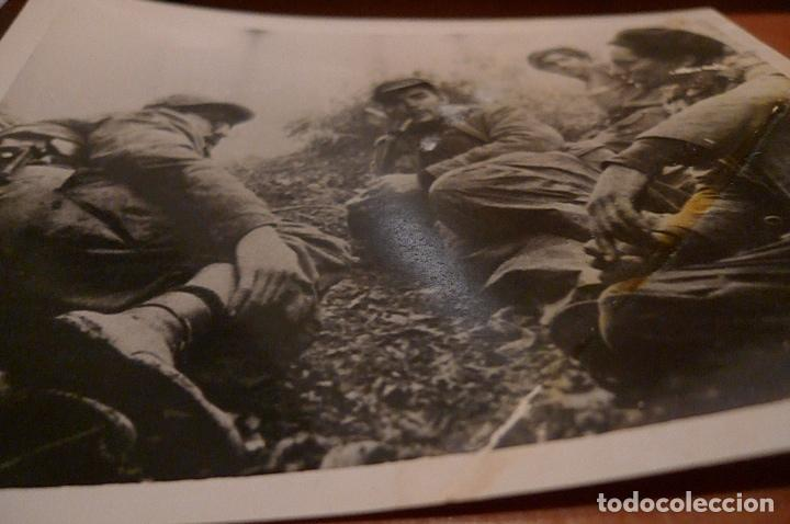 Militaria: Lote 55+ fotografias del fotografo Jose Oller Oller de Fidel, Cuba, y el Che, hacer oferta - Foto 5 - 67979981