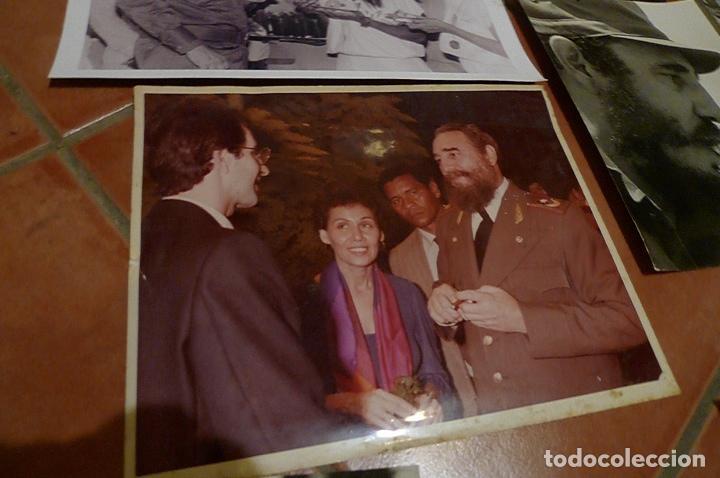 Militaria: Lote 55+ fotografias del fotografo Jose Oller Oller de Fidel, Cuba, y el Che, hacer oferta - Foto 9 - 67979981