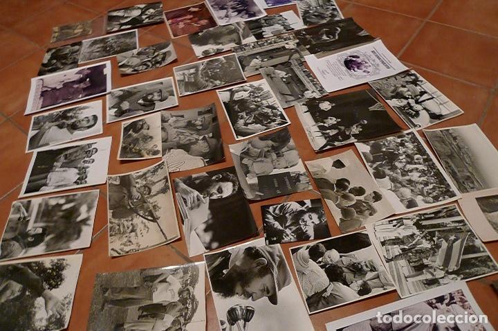 Militaria: Lote 55+ fotografias del fotografo Jose Oller Oller de Fidel, Cuba, y el Che, hacer oferta - Foto 11 - 67979981