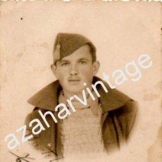 Militaria: TETUAN, 1938, GUERRA CIVIL, FOTOGRAFIA DE UN LEGIONARIO, 65X85MM. Lote 68255305
