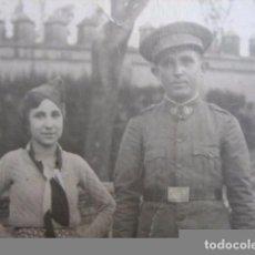 Militaria: FOTOGRAFÍA SOLDADO INTENDENCIA DEL EJÉRCITO ESPAÑOL.. Lote 68556349