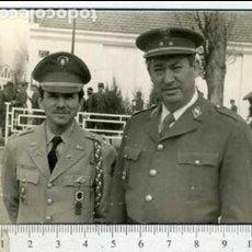 Militaria: FOTOGRAFÍA MILITAR TENIENTE ESPECIALISTA DE ARTILLERÍA Y MILITAR DE LA REPÚBLICA DOMINICANA. Lote 68614613