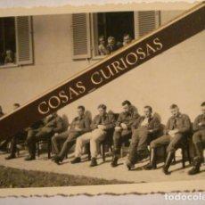 Militaria: LEGION CONDOR FOTOGRAFIA GUERRA CIVIL ESPAÑA - ZARAGOZA ? MIRA OTRAS EN VENTA. Lote 68621413