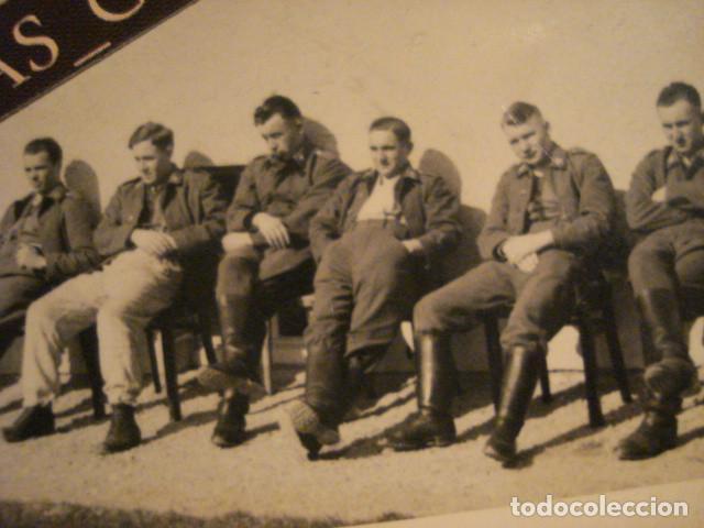 Militaria: LEGION CONDOR FOTOGRAFIA GUERRA CIVIL ESPAÑA - ZARAGOZA ? MIRA OTRAS EN VENTA - Foto 2 - 68621413