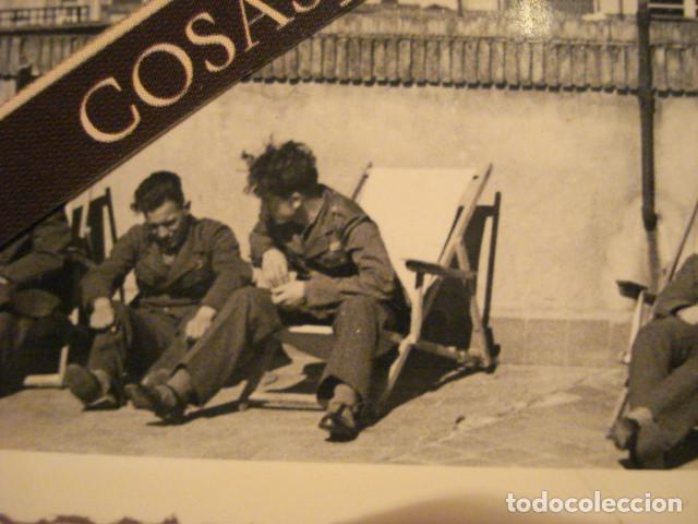 Militaria: LEGION CONDOR FOTOGRAFIA GUERRA CIVIL ESPAÑA - ZARAGOZA ? MIRA OTRAS EN VENTA - Foto 2 - 68621485