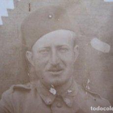 Militaria: FOTOGRAFÍA SOLDADO MEHALA JALIFIANA.. Lote 69066221