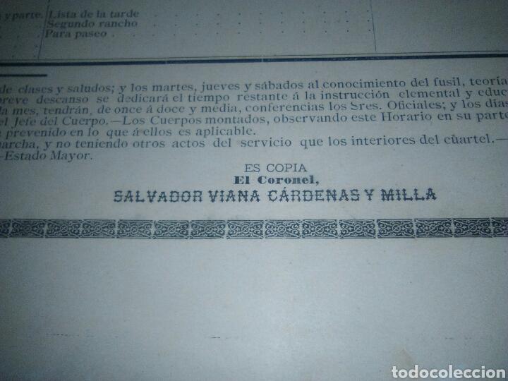 Militaria: FOTO Y DOCUMENTOS CORONEL VIANA - Foto 5 - 69519859
