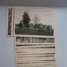 Militaria: OVIEDO CIUDAD MÁRTIR 5 AL 14 OCTUBRE 1934 SERIE I - 16 FOTOGRAFÍAS. Lote 69657333