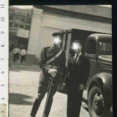 Militaria: MILITAR FOTOGRAFÍA CADETE DE LA ACADEMIA . Lote 69981133