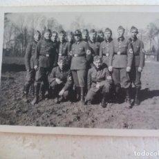 Militaria: ANTIGUA FOTOGRAFÍA SOLDADOS , II GUERRA MUNDIAL ALEMANIA. EJERCITO NAZI. SOLDADO. Lote 70170293