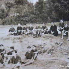 Militaria: FOTOGRAFÍA FALANGISTA. VETERANO DIVISIÓN AZUL 1949. Lote 70253525