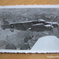 Militaria: FOTOGRAFÍA SAVOIA MARCHETTI SM-79. AVIACIÓN LEGIONARIA BALEARES. Lote 70563725