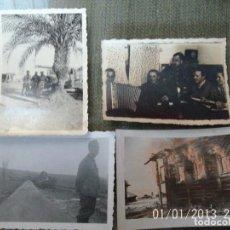 Militaria: LOTE FOTOGRAFIAS ANTIGUAS MILITARES SOLDADOS ALEMANES - II GUERRA MUNDIAL. Lote 70858145