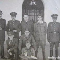 Militaria: FOTOGRAFÍA ALFÉRECES MILICIAS UNIVERSITARIAS. ASTURIAS Nº 31 EL GOLOSO 1948. Lote 71125641